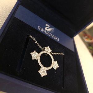 Swarovski Jewelry - Swarovski necklace with crystal pendent